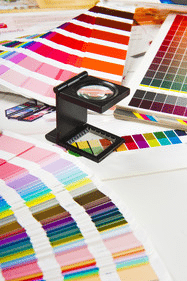 Full Color or Spot PMS Ink Printing