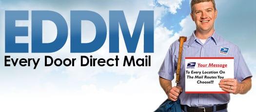 EDDM Every Door Direct Mail Ad Image